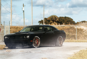 ADV1, MC, Dodge, SRT, Hellcat