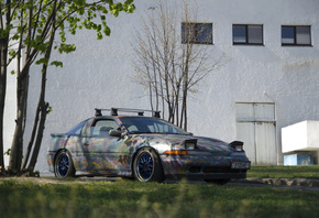 Mitsubishi, Car, Eclipse, Stance, Drop