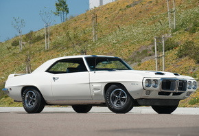 pontiac, firebird, 1969, trans am