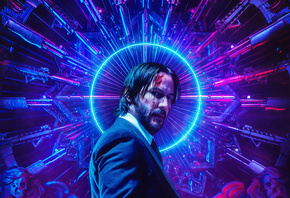 John Wick, Parabellum, movie, Keanu Reeves