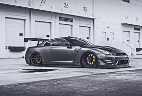 Nissan, GT-R, tuning, R35, supercars