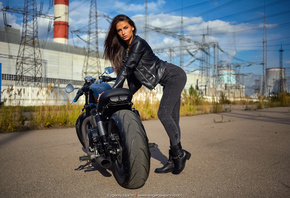 Girls, Love, Motorcycles