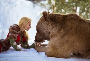 Cosplay, Bear, Armor