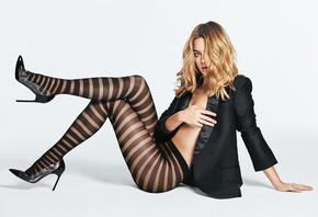 Camille Rowe, beauty, leg, hairstyle, footwear, human positions, photo shoo ...