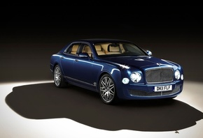 Cars Wallpapers, Bentley Mulsanne