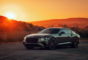 2020, Bentley, Continental, GT, V8