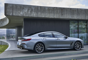 BMW, 8 Grand Coupe, 2019