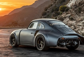 Twin Turbo, Porsche, 356