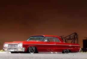 american, classic, car, custom, chevrolet