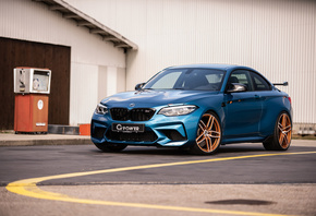 BMW, G-Power, M2, Competition
