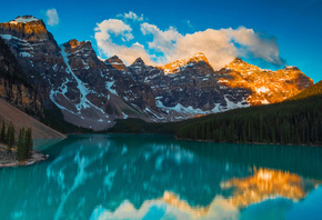 Banff, National Park, Alberta, Canada