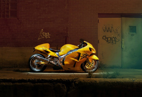 Yellow, Hayabusa