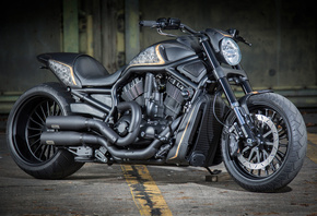 Harley-Davidson, VRSCDX, Night Rod, Specia