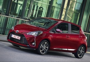 Toyota, Yaris Hatchback 2020