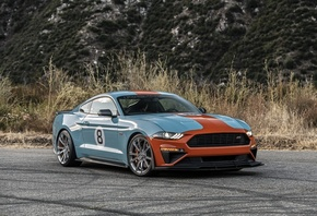 Ford, Mustang, Roush, Performance, Stage 3