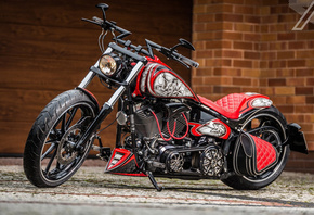 Harley-Davidson, Softail Breakout, chopper
