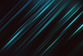 blue abstract rays, blue lines, dark art, geometric shapes, lollipop, creative, abstract rays, geometry, blue