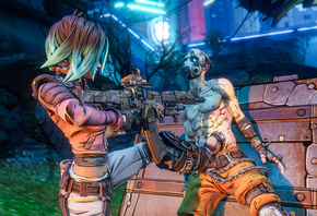 Borderlands 3, Game