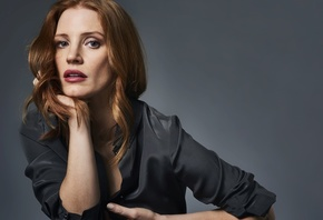 Woman, Actres, Jessica Chastain, Celebrites