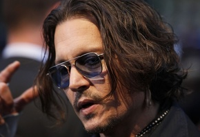Human, Actor, Johnny Depp, Celebrites
