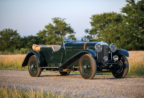 Bentley, 8 Litre, ретро