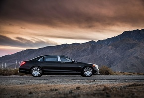 Mercedes, Maybach, S 650, North America, X222