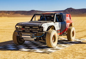 Ford, Bronco, R Race, Prototype, 201
