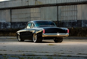 1953, Old, Custom, Studebaker