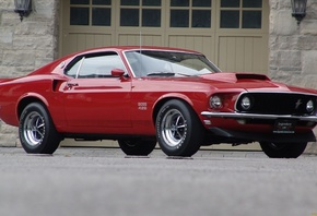 ford, mustang, boss, 429