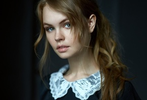 girl, face, sweetheart, model, hair, lips, beautiful, the beauty, Rus, Anastasia Shcheglova, Anastasia