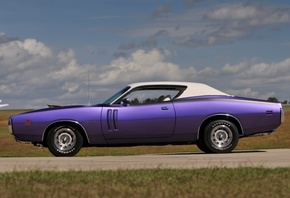 dodge, charger, rt, 1971