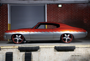 chevrolet, chevelle, 1971, tuning