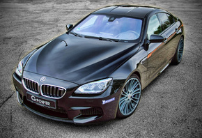 G-Power, BMW, M6, Gran Coupe, G6M, Bi-Turbo