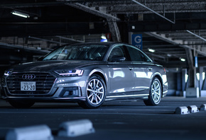 Audi, A8, 55, TFSI, quattro, Sport Exterior, Package
