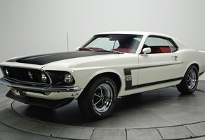 ford, mustang, boss, 302, 1969