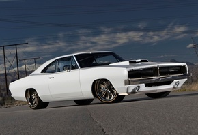dodge, charger, tuning