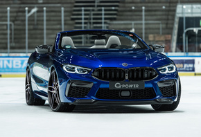 G-Power, BMW, M8, Competition, Cabrio