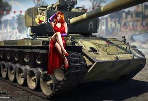 World of Tanks, танк, игра