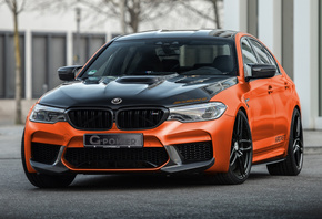 G-Power, BMW, M5, Hurricane, RS