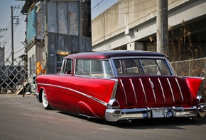 chevrolet, nomad, 1957, tuning