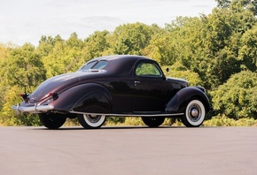 lincoln, zephyr, 1937