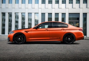 BMW, Тюнинг, M5, G-Power, F90, G5M, Hurricane, RS