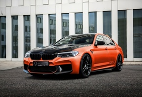 BMW, Тюнинг, M5, G-Power, F90, G5M Hurricane, RS