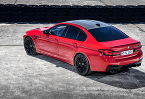 BMW, M5, Competition