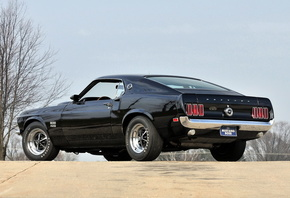 ford, mustang, boss, 429, 1969