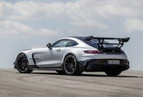 Mercedes, AMG, GT, Black, Series, 2020