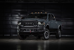 2021, Ram, 2500, Power, Wagon, 75th, Anniversary, Edition, Crew, Cab