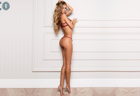 valentina grishko, sexy, blonde, ass, body, perfect body, perfect ass