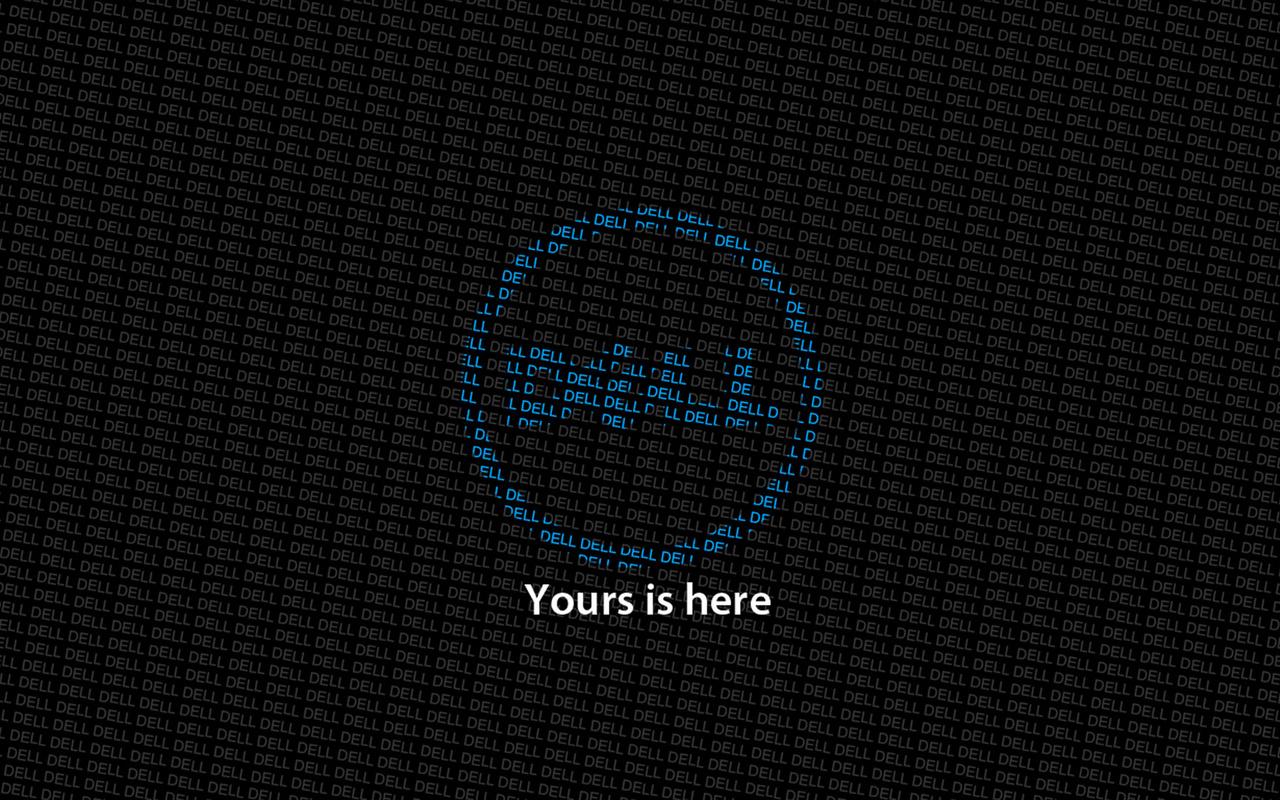 dell, производитель, логотип
