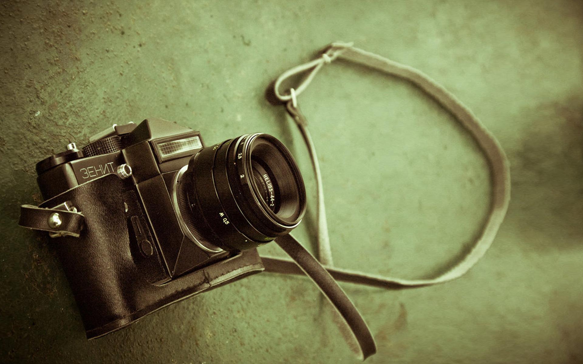 фотоаппарат, макро, зенит